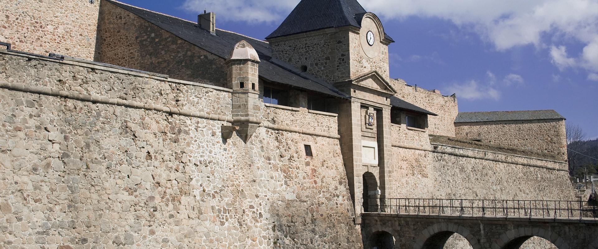 Mont-Louis Forteresse Vauban & Four solaire